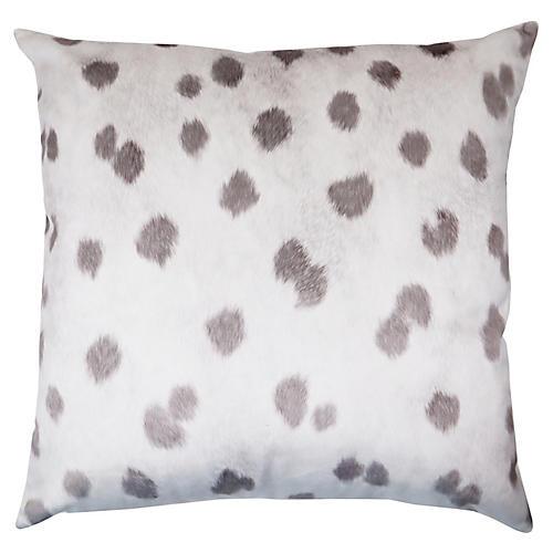 Wilder 22x22 Pillow, Mauve Velvet