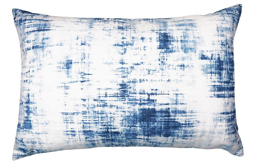 Phoebe 16x24 Pillow, Indigo