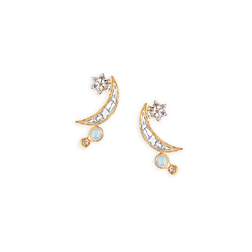 Kolar Stud Earrings