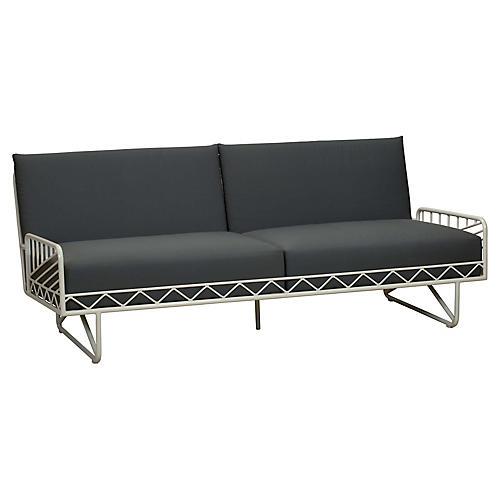 Mavericks's Sofa, Dark Gray