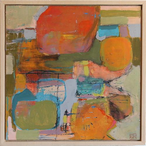 Lynne Hamontree, Creative Rhythm I