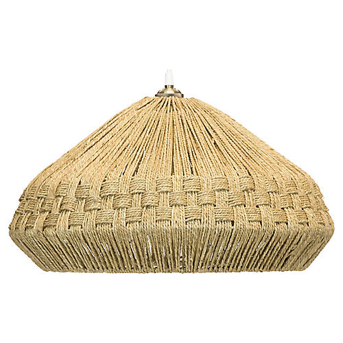 Farallon Murre Pendant, Natural