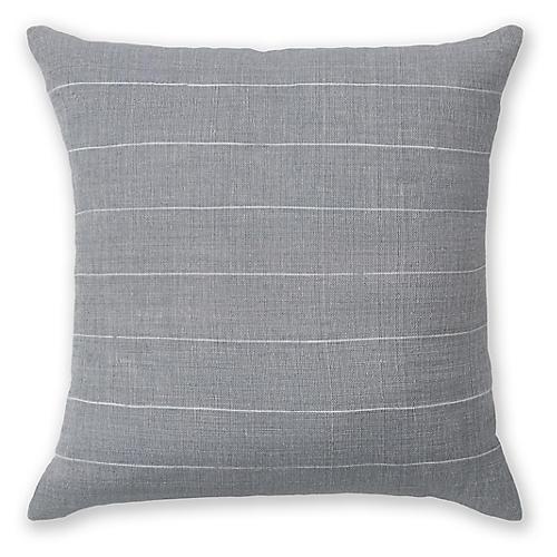 Melkam 18x18 pillow, Mist