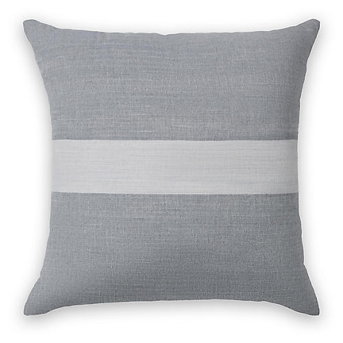 Zelalem 20x20 pillow, Mist