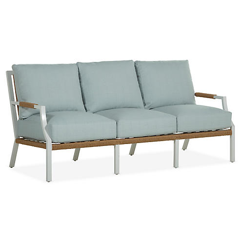 Harper Sofa, Chambray