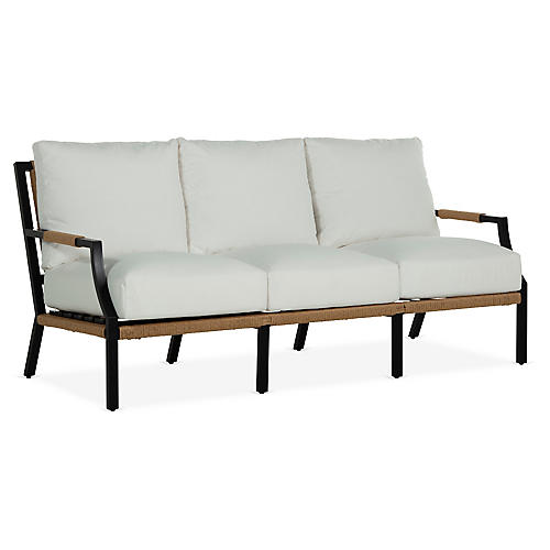 Harper Sofa, Black