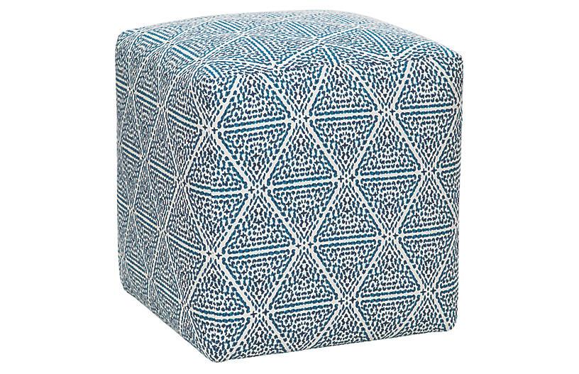 Miquel Ottoman, Blue/White