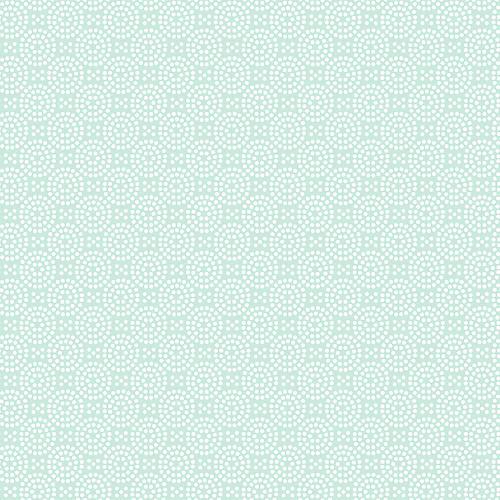 Dot Dot Wallpaper, Mint