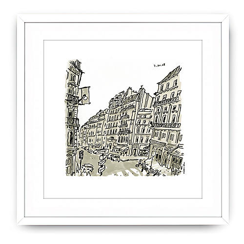 Vikki Chu, Paris Window