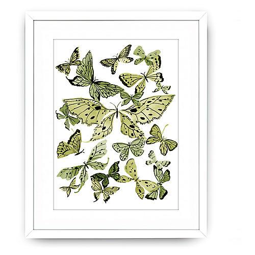 Vikki Chu, Butterflies