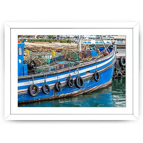 Richard Silver, Cape Town Blue Boat
