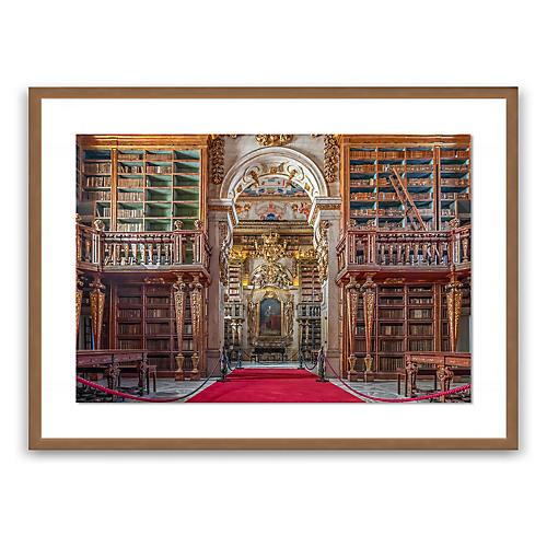 Richard Silver, Coimbra Library
