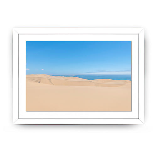 Richard Silver, Namibia Dunes & Ocean