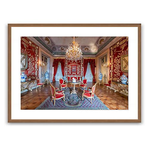 Richard Silver, Palace of Ajuda, Lisbon I
