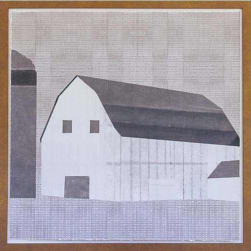 Dawn Wolfe, Fall Barn