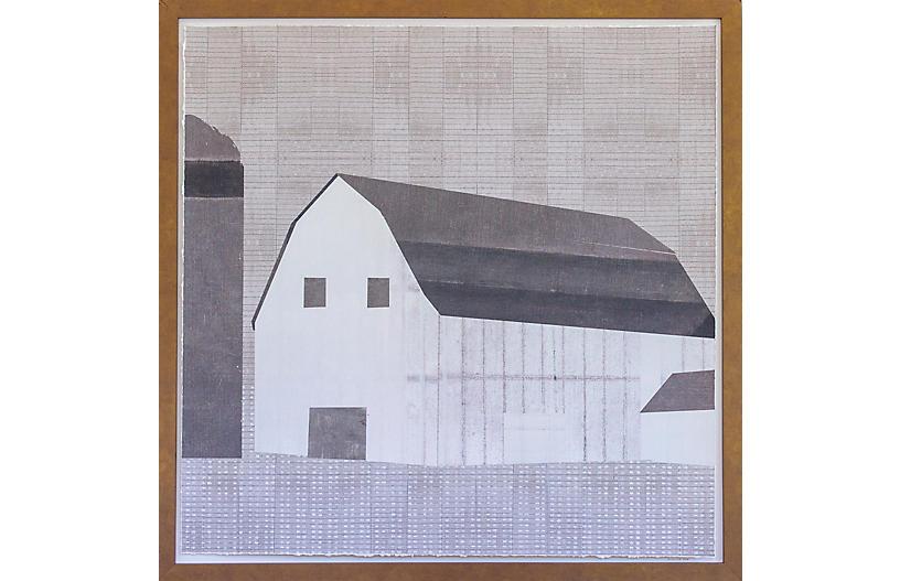 Dawn Wolfe, Fall Barn