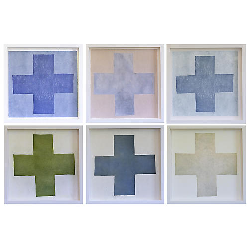 Dawn Wolfe, Intagilo Cross Collection