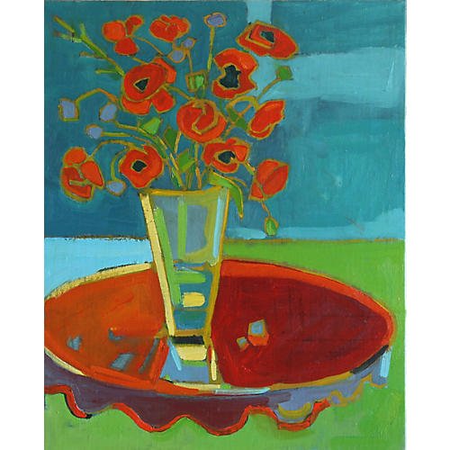 Lynne Hamontree, Poppies