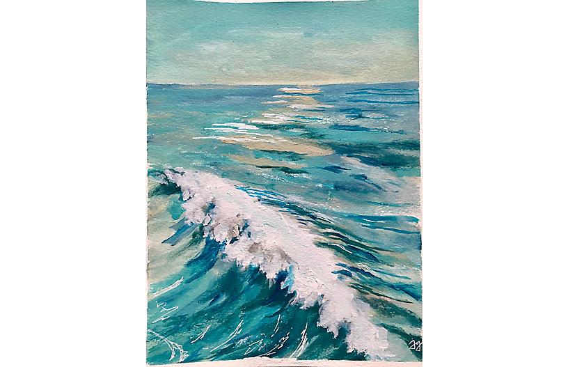 Jenn Griffith, Wave No. 6