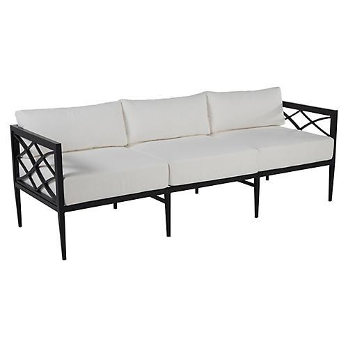 Elegante Outdoor Sofa, Midnight