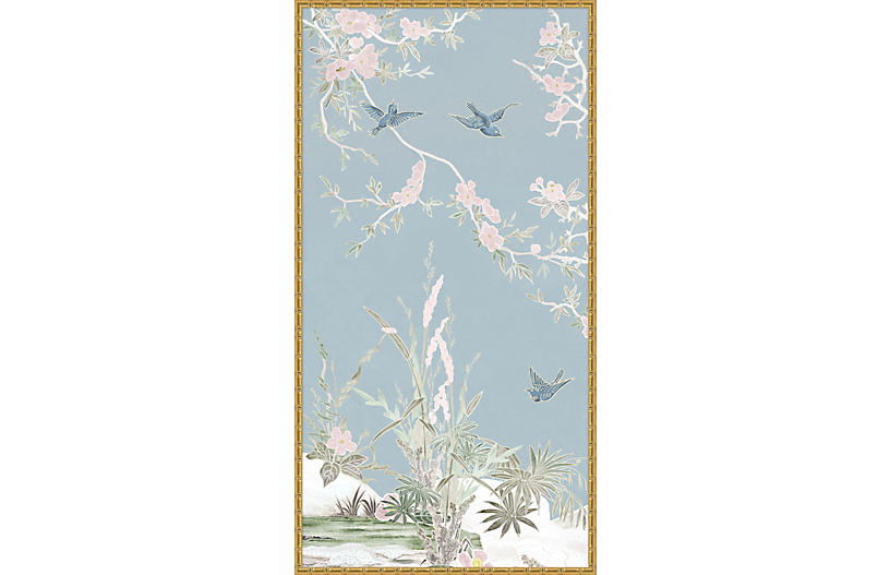Lillian August, Breeze Chinoiserie I