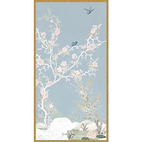 Lillian August, Breeze Chinoiserie II
