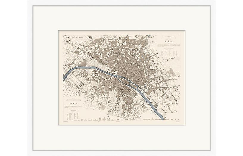 Lillian August, Euro Map III
