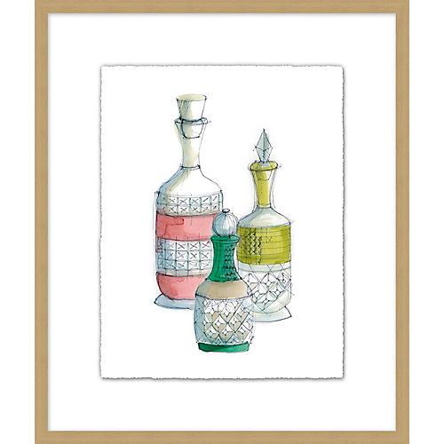 Jo Sampson, Crystal Vase I