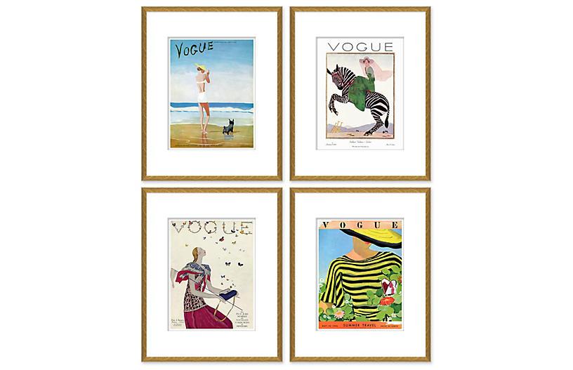 S/4 Vogue Magazine Covers