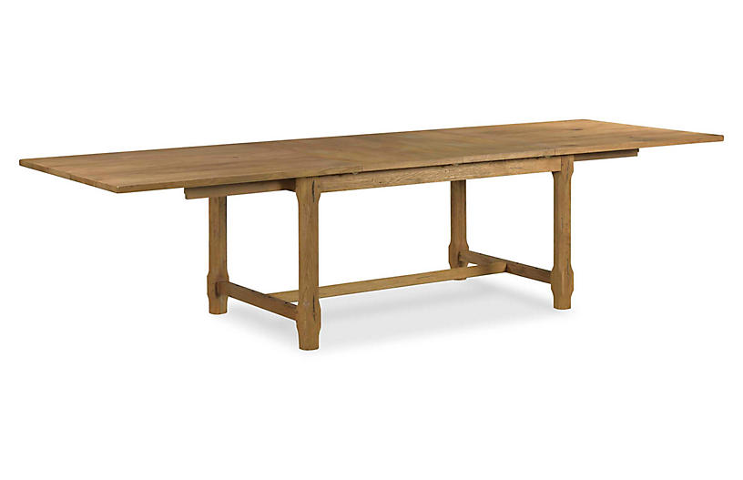 Forever Extension Dining Table, Breadboard