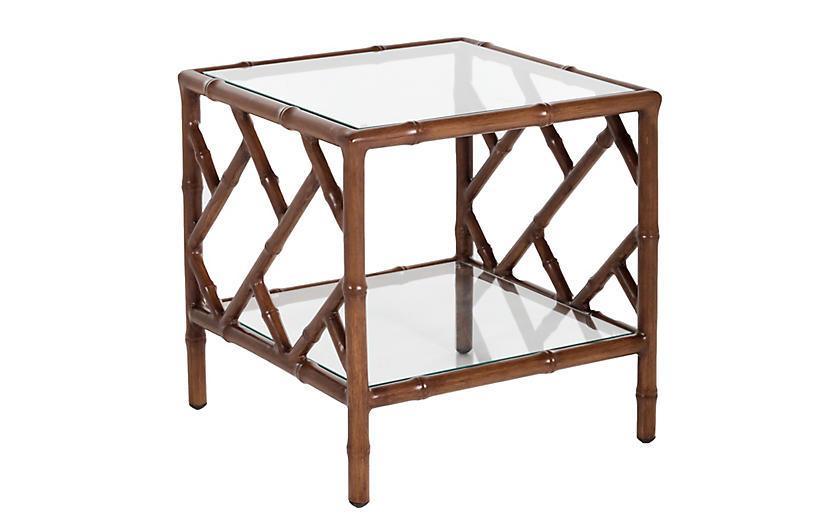 Kit Side Table, Sandalwood