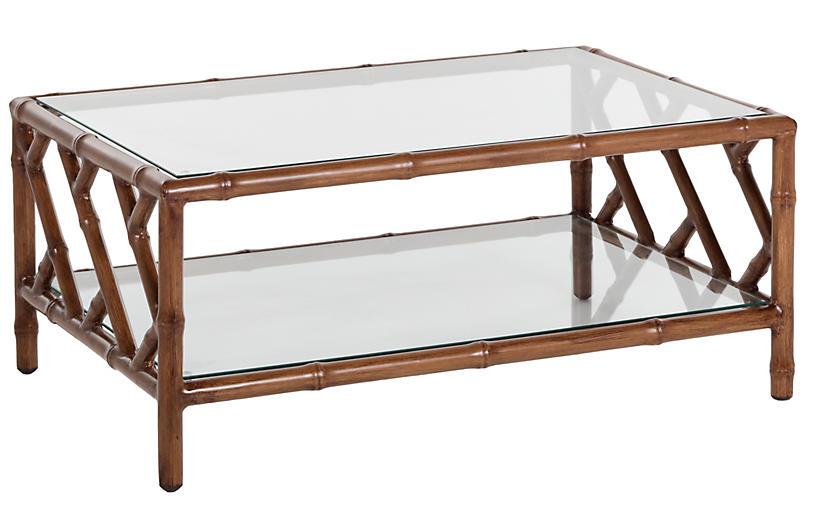 Kit Coffee Table, Sandalwood