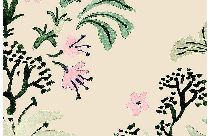 Vikki Chu Lg. Dino 1 Wallpaper, Buttercream