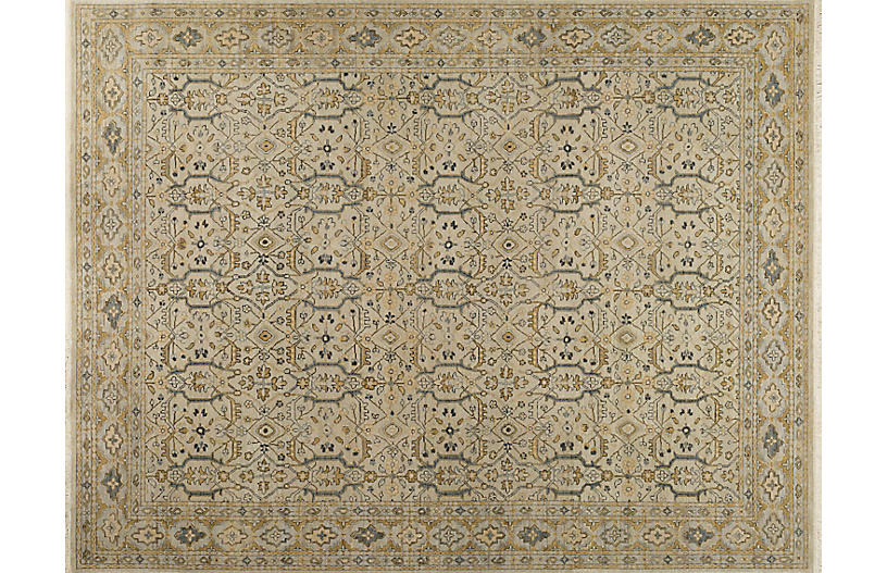 Ryder Hand-Knotted Rug, Falcon