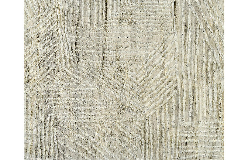 Anders Hand-Knotted Rug, Alpine