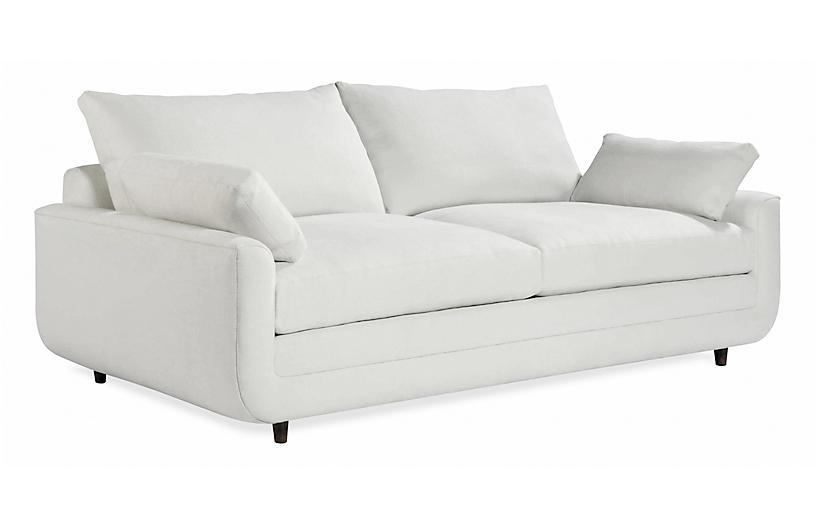 Architect Sofa, Ivory