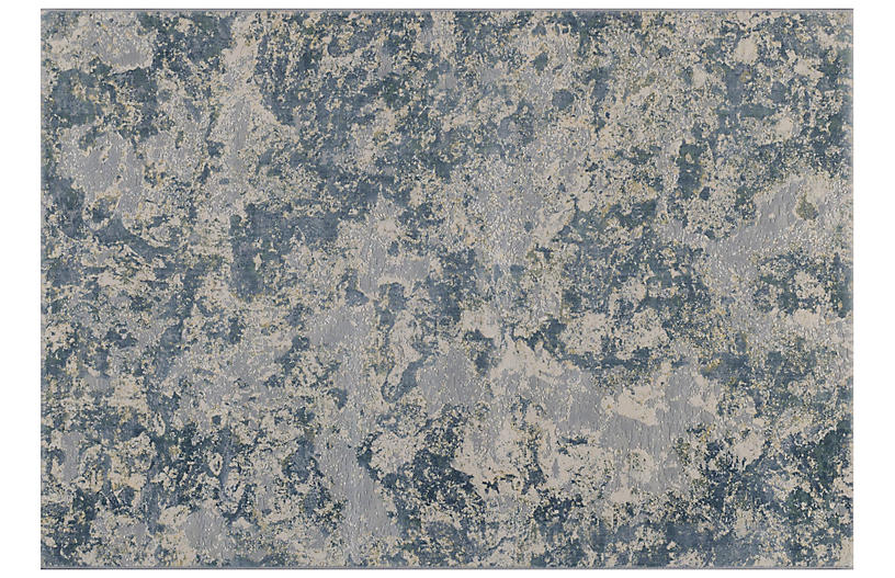 Toby Rug, Blue Stone
