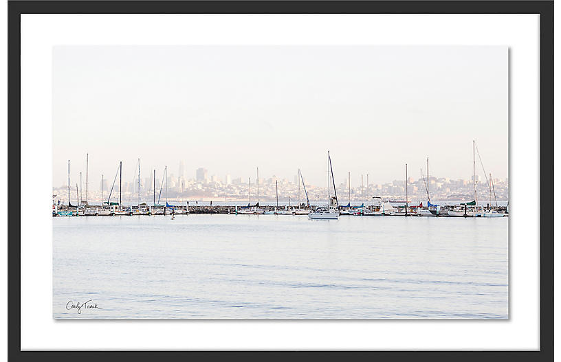 Carly Tabak, Dock of the Bay