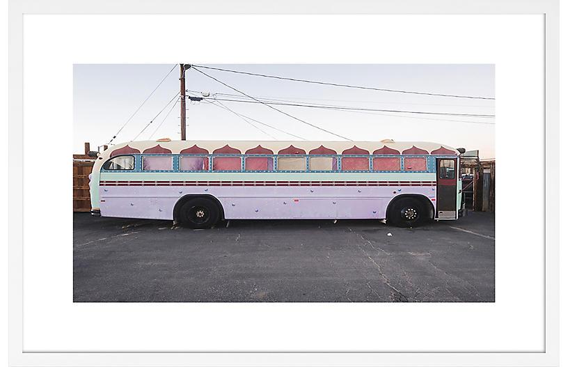 Jeff Seltzer, Joshua Tree Bus