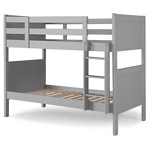 Nesto Bunk Bed, Gray