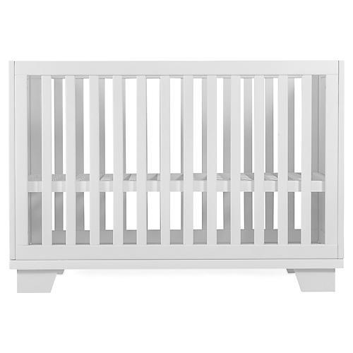 Nesto Crib, White