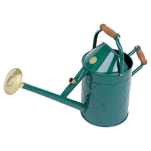 """26"""" Hutton Heritage Watering Can, Green"""