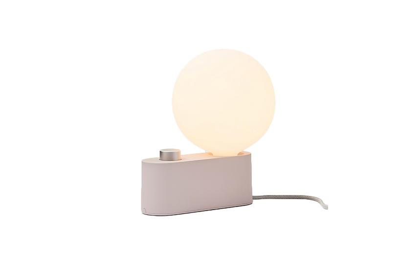 Alumina Table Lamp/Sconce, Blossom