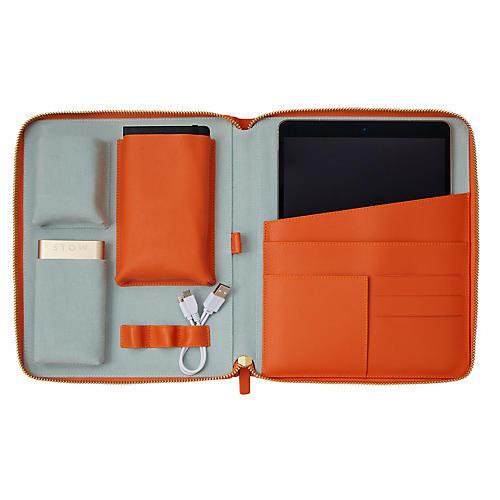 The World Class Tech Case, Orange