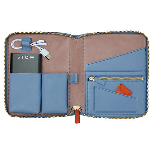 The Mini First Class Tech Case, Montana Blue