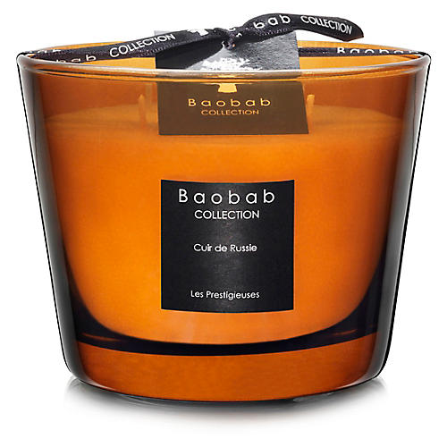 Cuir de Russie Candle, Leather & Musk