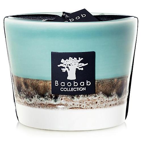 Agua Candle, Peppermint & Driftwood