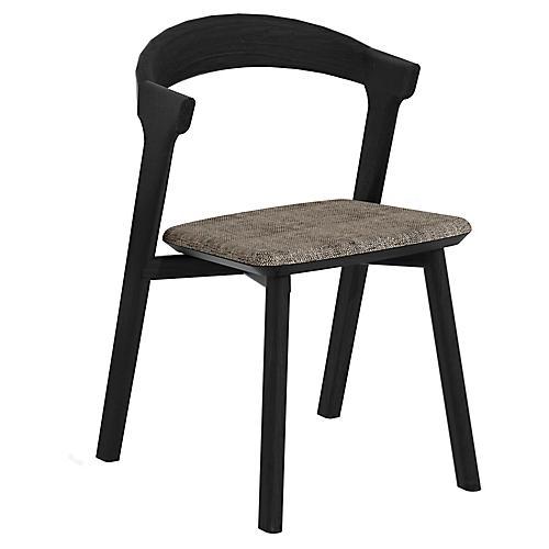 Bok Side Chair, Gray