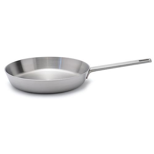 Ron Fry Pan, Silver