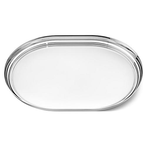 Manhattan Tray, Silver